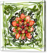 Fresh Fruit Salad Acrylic Print