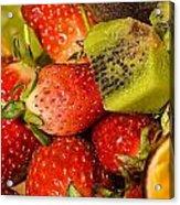 Fresh Fruit Salad Acrylic Print