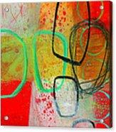 Fresh Paint #3 Acrylic Print