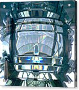 Fresnel Lens Acrylic Print