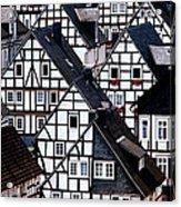 Freudenberg Acrylic Print by Giorgio Darrigo