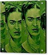 Frida 4u Acrylic Print