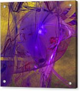 Friday Frustration Acrylic Print