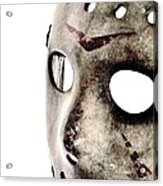 Friday The 13th Acrylic Print by Benjamin Yeager