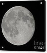 Friday The 13th Full Moon Acrylic Print