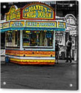 Fried Dough Acrylic Print