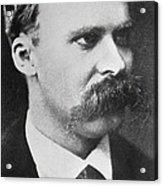 Friedrich Wilhelm Nietzsche Acrylic Print