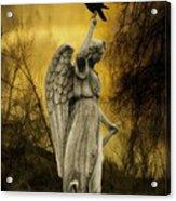 Friend Of An Angel Acrylic Print