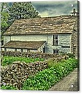 Friends Meeting House England Acrylic Print