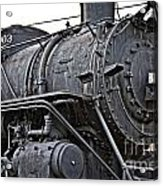Frisco Train Locamotive One Acrylic Print