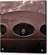 Frisco Ufo 3/12 Acrylic Print