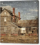 From Grand To Grunge Acrylic Print