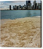 From North Avenue Beach Acrylic Print