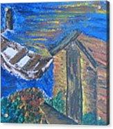 From Sea To Sun Acrylic Print