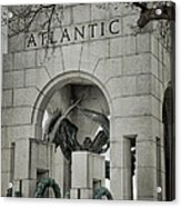 From The Atlantic Acrylic Print