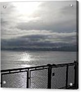 From The Deck Acrylic Print
