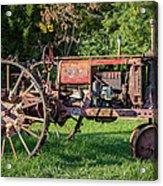 From The Farm Acrylic Print