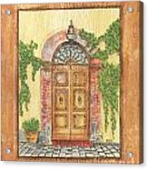 Front Door 2 Acrylic Print