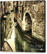 Front Door In Venice Acrylic Print