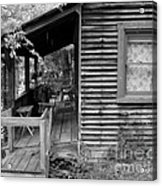 Front Porch Acrylic Print by Mel Steinhauer