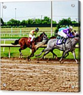 Front Runners 026mx Acrylic Print