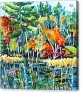Frontenac Park Acrylic Print
