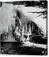 Frozen Basin Acrylic Print