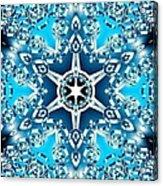 Frozen Divinity Acrylic Print