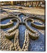 Frozen Garden  Acrylic Print
