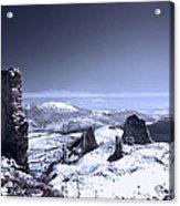 Frozen Landscape Acrylic Print