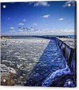 Frozen Passage 1 Acrylic Print