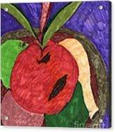 Fruit Basket Acrylic Print