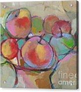 Fruit Bowl #5 Acrylic Print