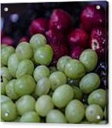 Fruit Mixer Acrylic Print