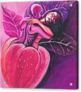 Fruit Of The Garden Of Eden Acrylic Print