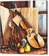 Fruit Of The Wood Acrylic Print