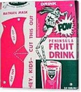 Fruit Punch Acrylic Print