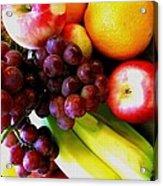 Fruit V Acrylic Print