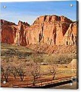 Fruita Utah Panorama 002 Acrylic Print