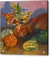 Fruits Of Fall Acrylic Print