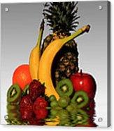 Fruity Reflections - Light Acrylic Print