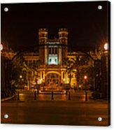 Fsu Westcott Building/ruby Diamond Auditorium Acrylic Print by Frank Feliciano