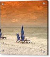 Ft. Myers Beach Acrylic Print