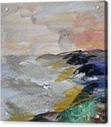 Ft. Ross Coastline Acrylic Print