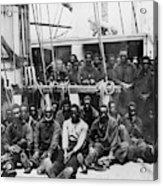 Fugitive Slaves, 1862 Acrylic Print