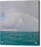Full Arc Rainbow Acrylic Print