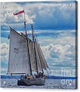 Full Boat Acrylic Print