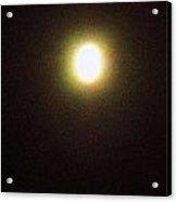 Full Moons 3 Acrylic Print