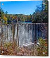 Full To Overflowing Acrylic Print