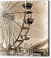 Fun Ferris Wheel Acrylic Print
